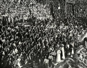 large choir